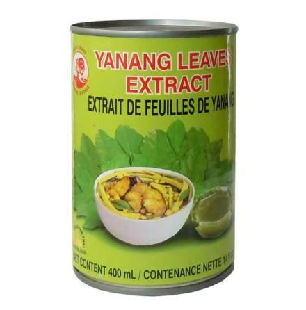 Yanang Leaves Extract 400 ml Cock