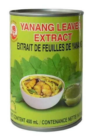 Yanang Leaves Extract 400 ml Cock