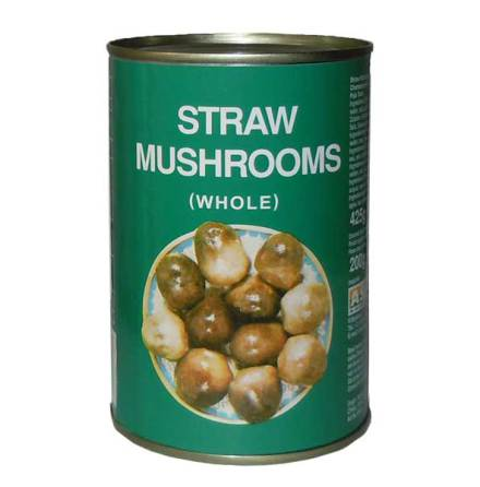 Straw Mushrooms (whole) 425g