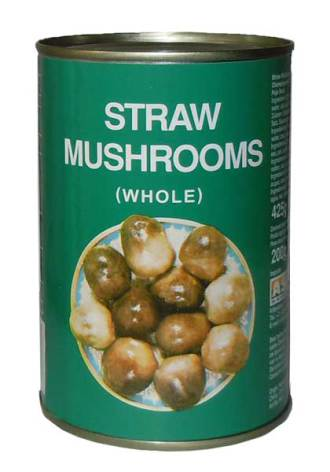 Straw Mushrooms (whole) 425g Ambition