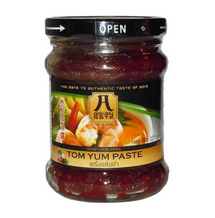 Tom Yum Paste 227g Asian Gate