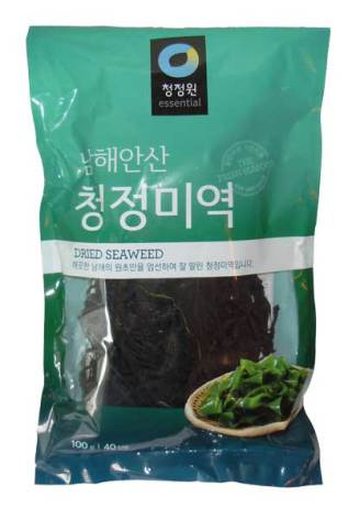 Dried Seaweed 100g Chung Jung One