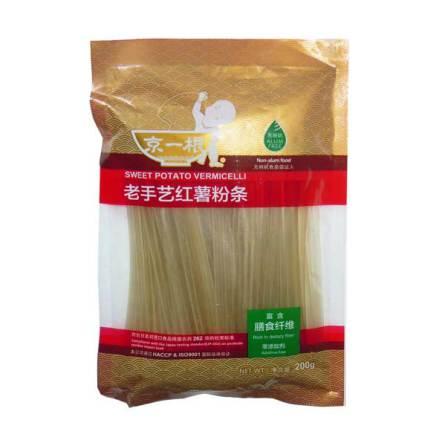 Sweet Potato Vermicelli Wide 200g JYG