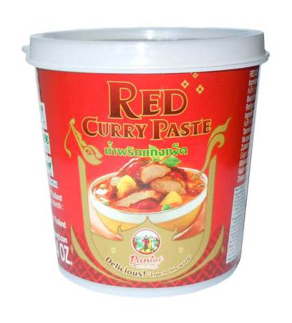 Red Curry Paste Pantai