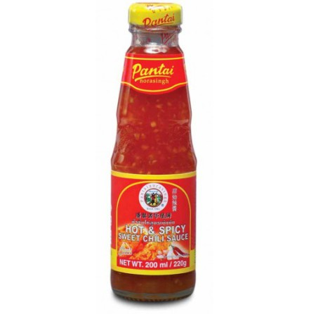 Sweet Chili Sauce Hot & Spicy Pantai