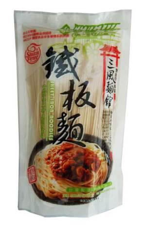 Sheet Iron Noodle 300g Shan Feng