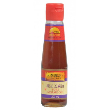 Pure Sesame Oil 207 ml LKK
