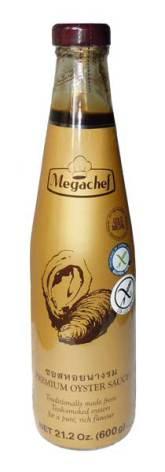 Premium Oyster Sauce Megachef