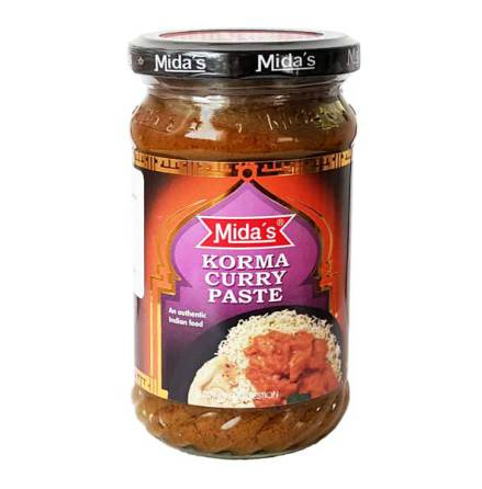 Korma Curry Paste 300g Mida´s