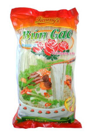Rice Vermicelli 1,2mm 400g Jimmy