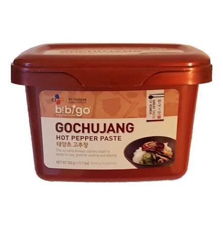 Gochujang Hot Pepper Paste 500g CJ