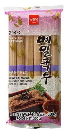 Buckwheat Noodles 300g Wang