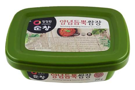 Mixed Soybean Paste 200g Chung Jung One