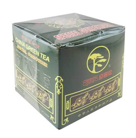 Green Tea Special Gunpowder 250g Greeting Pine