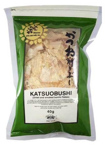 Katsuobushi (smoked bonito flakes) 40g Wadakyu