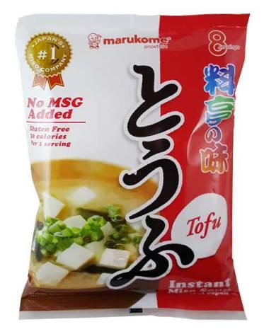 Instant Miso Soup m tofu premium 152g Marukome