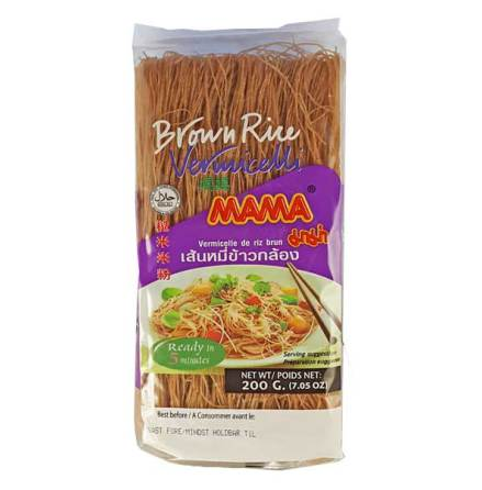 Brown Rice Vermicelli 200g Mama