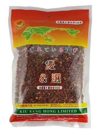 Sichuan Pepper 100 g Double Peach