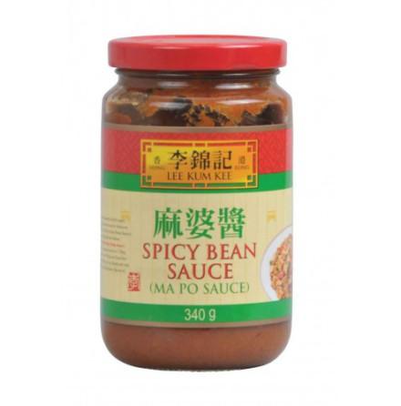 Spicy Bean Sauce 340 g LKK