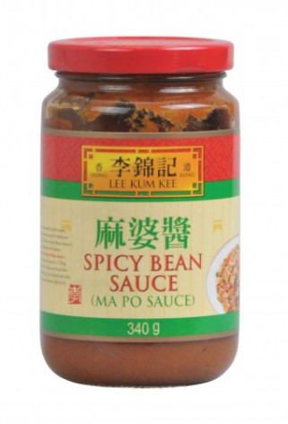 Spicy Bean Sauce 340 g LKK