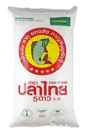 Tapioca Flour 500g Fish