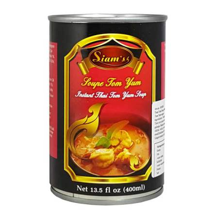 Tom Yum Soup 400ml Siam´s