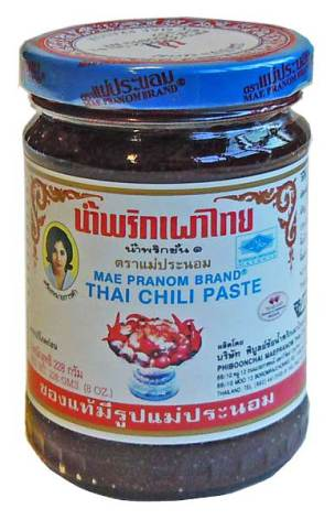 Thai Chili Paste Maepranom