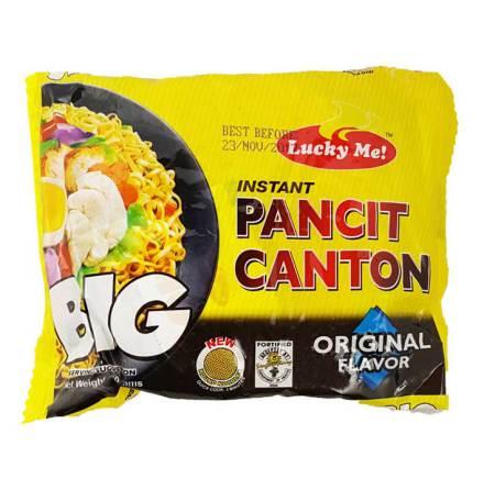 Instant Pancit Canton Noodle Original 80g Lucky Me