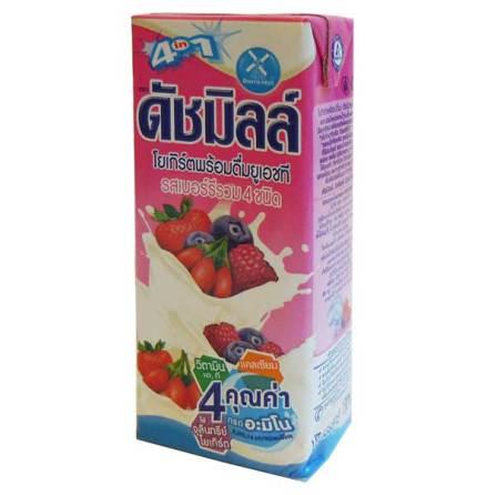 Dutchmill Mixed Berry 180ml
