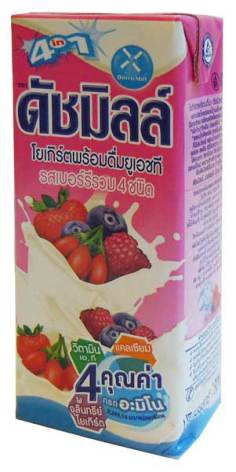 Dutchmill Mixed Berry 180ml