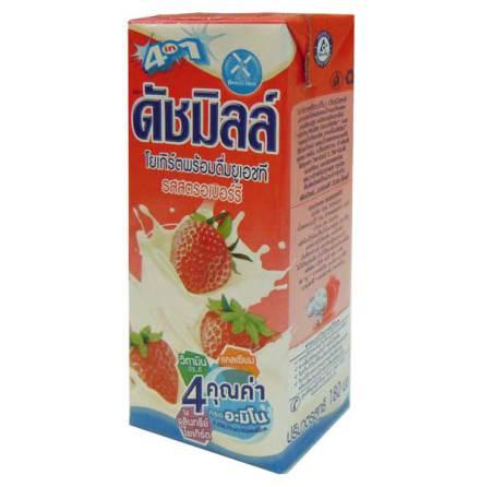 Dutchmill Strawberry 180 ml