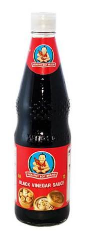 Black Vinegar Sauce 700ml HB