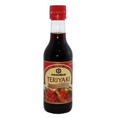 Teriyaki Marinade & Sauce 250ml Kikkoman
