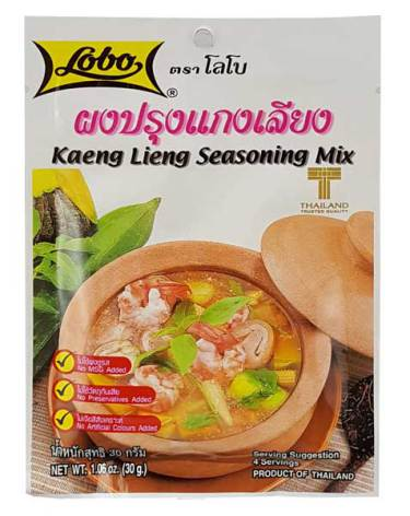 Kaeng Lieng Seasoning Mix 30 g