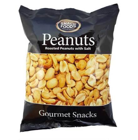 Jordnötter Rostade & Saltade 1kg Snack Foods