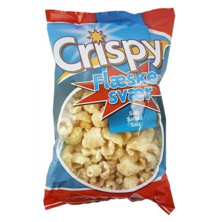 Fläsksvålchips 150g Crispy