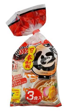 Udon Noodles With Soup 630g Itsuki