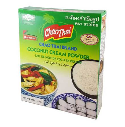 Coconut Cream Powder Chao Thai 370 g