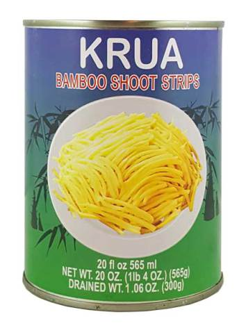 Bamboo Shoot Strip 565g Krua