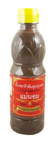 Fish Sauce Som Tum Style 380ml Mae Nom