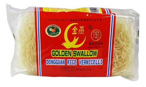 Dongguan Rice Vermicelli 400g Double Swallow