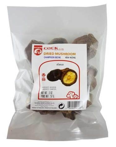 Dried Mushroom 57g Cock