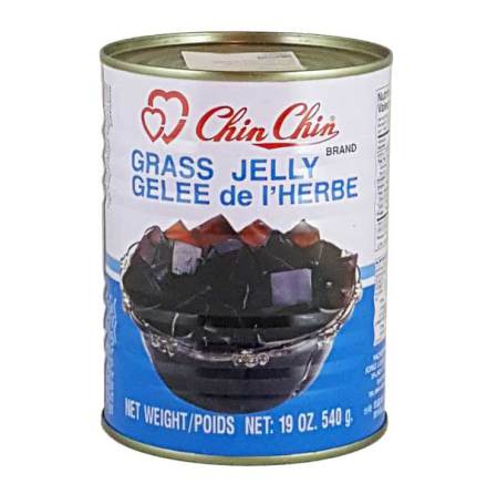 Grass Jelly 540 g Chin Chin