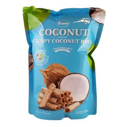 Crispy Roll Coconut 100g Kaew
