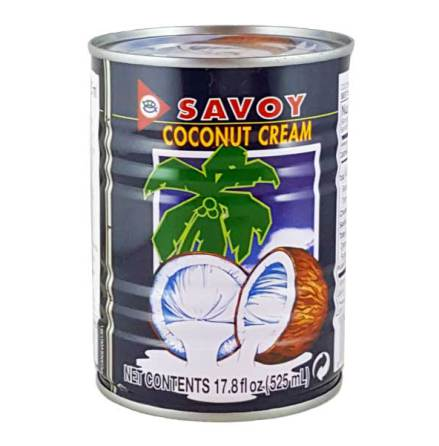Coconut Cream 525 ml Savoy