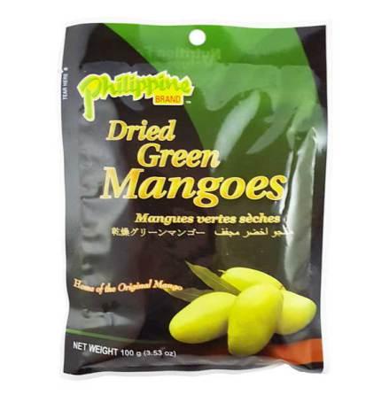 Dried Green Mango 100g Philippine Brand