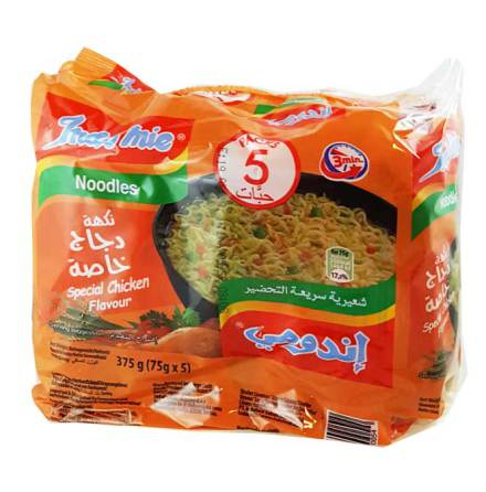 Indomie Special Chicken Noodle 5-pack