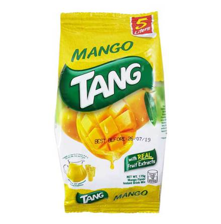 Mango Drink Powder 175g Tang