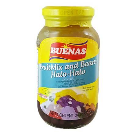 Mixed Fruit & Beans Halo-Halo 340g Buenas