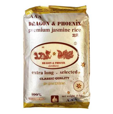 Jasminris 18 kg Dragon & Phoenix